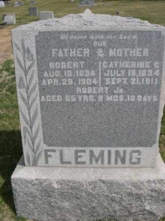 FLEMING, ROBERT - Dawes County, Nebraska | ROBERT FLEMING - Nebraska Gravestone Photos