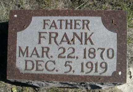 FLESHMAN, FRANK - Dawes County, Nebraska   FRANK FLESHMAN - Nebraska Gravestone Photos