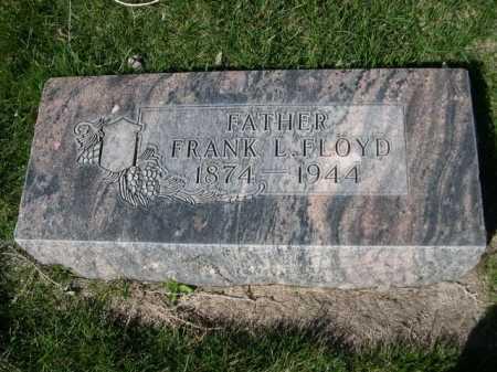 FLOYD, FRANK L. - Dawes County, Nebraska   FRANK L. FLOYD - Nebraska Gravestone Photos