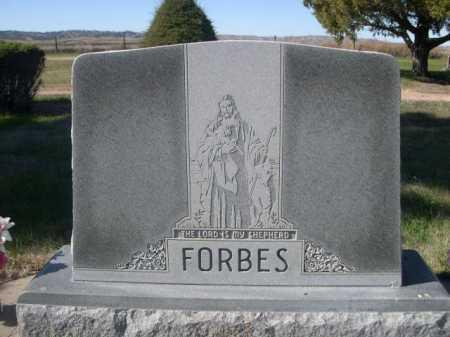 FORBES, FAMILY - Dawes County, Nebraska | FAMILY FORBES - Nebraska Gravestone Photos