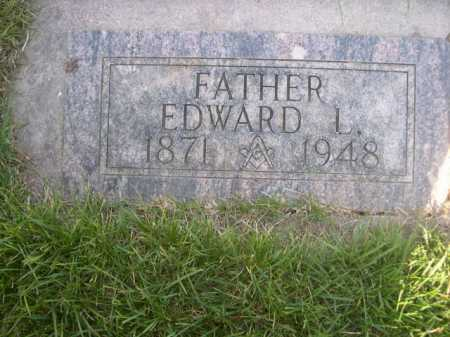 FORD, EDWARD L. - Dawes County, Nebraska | EDWARD L. FORD - Nebraska Gravestone Photos