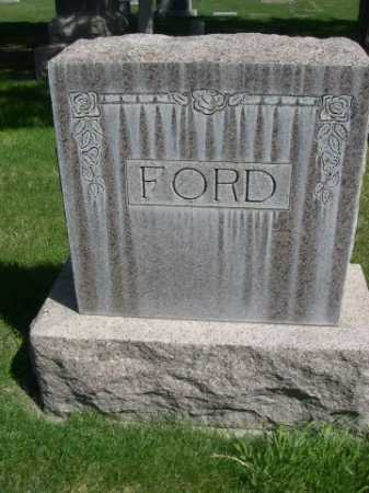 FORD, FAMILY - Dawes County, Nebraska | FAMILY FORD - Nebraska Gravestone Photos