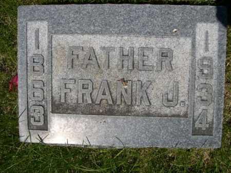 FOSTER, FRANK J. - Dawes County, Nebraska   FRANK J. FOSTER - Nebraska Gravestone Photos