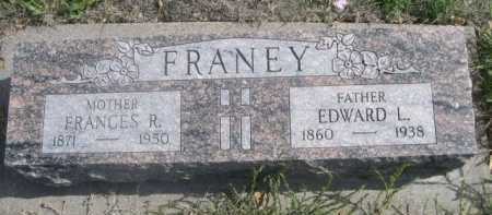 FRANEY, FRANCES R. - Dawes County, Nebraska | FRANCES R. FRANEY - Nebraska Gravestone Photos
