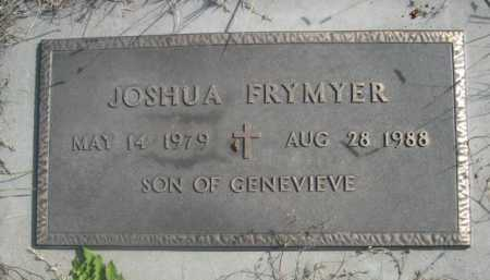 FRYMYER, JOSHUA - Dawes County, Nebraska | JOSHUA FRYMYER - Nebraska Gravestone Photos