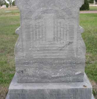 FULLER, ERKA - Dawes County, Nebraska | ERKA FULLER - Nebraska Gravestone Photos