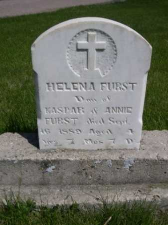 FURST, HELENA - Dawes County, Nebraska | HELENA FURST - Nebraska Gravestone Photos