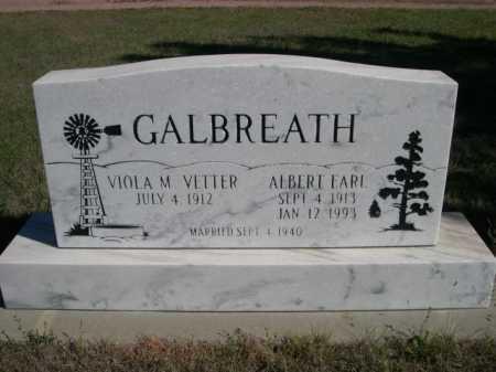 GALBREATH, VIOLA M. - Dawes County, Nebraska | VIOLA M. GALBREATH - Nebraska Gravestone Photos