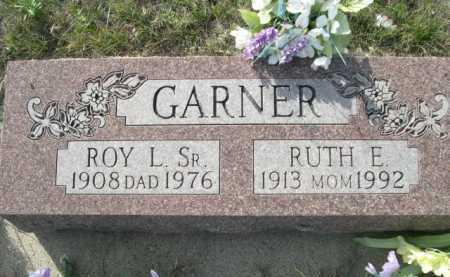 GARNER, RUTH E. - Dawes County, Nebraska   RUTH E. GARNER - Nebraska Gravestone Photos