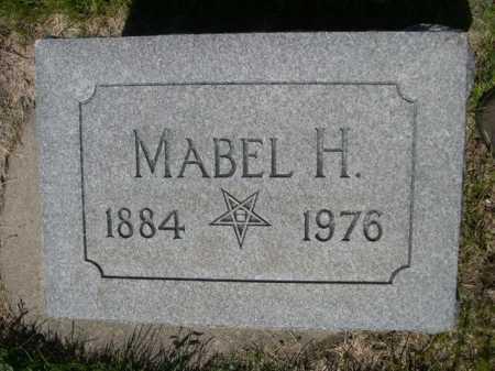 GIBSON, MABEL H. - Dawes County, Nebraska | MABEL H. GIBSON - Nebraska Gravestone Photos