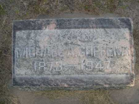 GOEFENA, MICHAEL A. - Dawes County, Nebraska   MICHAEL A. GOEFENA - Nebraska Gravestone Photos