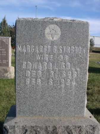GOLL, MARGARET E. - Dawes County, Nebraska | MARGARET E. GOLL - Nebraska Gravestone Photos