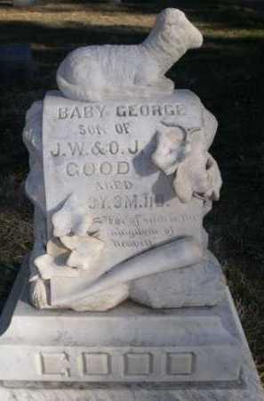 GOOD, GEORGE - Dawes County, Nebraska   GEORGE GOOD - Nebraska Gravestone Photos