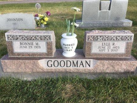 GOODMAN, LYLE R - Dawes County, Nebraska | LYLE R GOODMAN - Nebraska Gravestone Photos