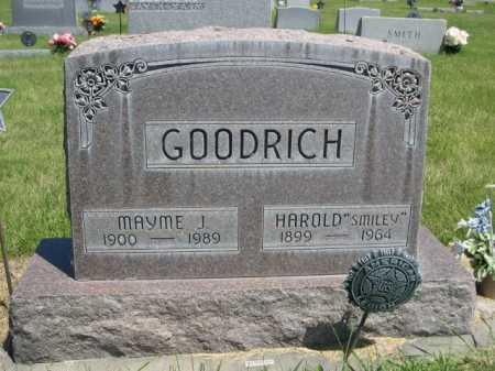 GOODRICH, MAYME J. - Dawes County, Nebraska   MAYME J. GOODRICH - Nebraska Gravestone Photos