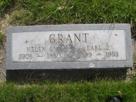 GRANT, HELEN C. - Dawes County, Nebraska | HELEN C. GRANT - Nebraska Gravestone Photos