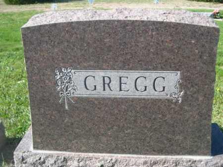 GREGG, FAMILY - Dawes County, Nebraska   FAMILY GREGG - Nebraska Gravestone Photos