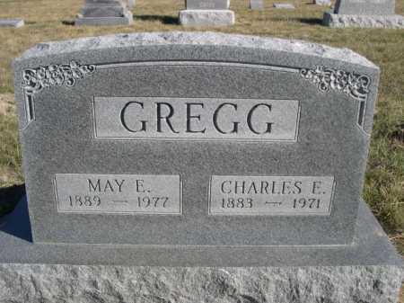 GREGG, MAY E. - Dawes County, Nebraska | MAY E. GREGG - Nebraska Gravestone Photos