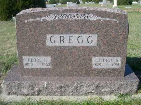 GREGG, GEORGE H. - Dawes County, Nebraska | GEORGE H. GREGG - Nebraska Gravestone Photos