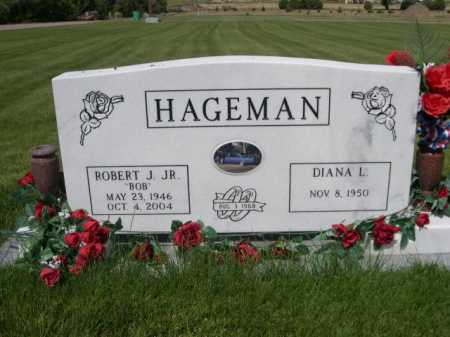 "HAGEMAN, ROBERT J. JR. ""BOB"" - Dawes County, Nebraska | ROBERT J. JR. ""BOB"" HAGEMAN - Nebraska Gravestone Photos"