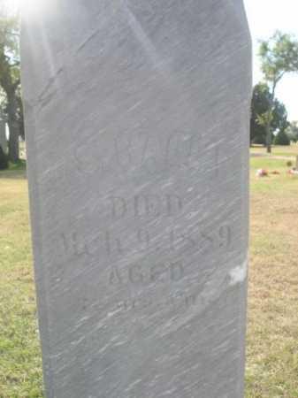 HALL, S. - Dawes County, Nebraska | S. HALL - Nebraska Gravestone Photos