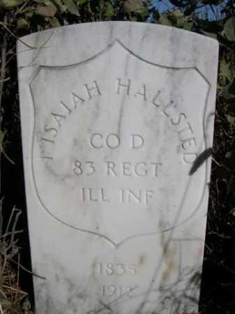 HALLSTED, I ISAIAH - Dawes County, Nebraska | I ISAIAH HALLSTED - Nebraska Gravestone Photos