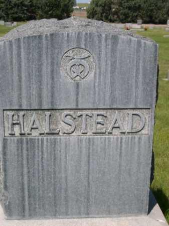 HALSTEAD, FAMILY - Dawes County, Nebraska   FAMILY HALSTEAD - Nebraska Gravestone Photos