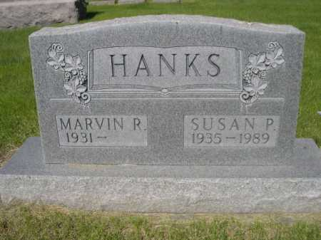 HANKS, MARVIN R. - Dawes County, Nebraska | MARVIN R. HANKS - Nebraska Gravestone Photos