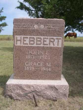 HEBBERT, GRACE M. - Dawes County, Nebraska | GRACE M. HEBBERT - Nebraska Gravestone Photos