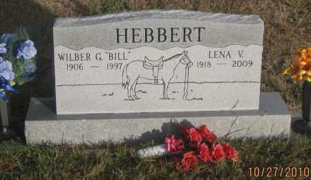 HEBBERT, LENA  V. - Dawes County, Nebraska | LENA  V. HEBBERT - Nebraska Gravestone Photos