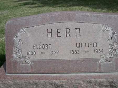 HERN, WILLIAM - Dawes County, Nebraska   WILLIAM HERN - Nebraska Gravestone Photos