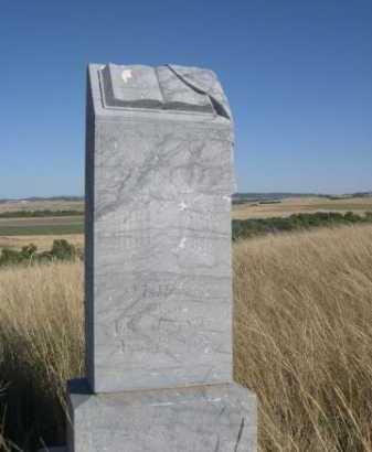 HERON, JOHN L. - Dawes County, Nebraska   JOHN L. HERON - Nebraska Gravestone Photos