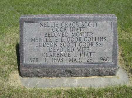 COOK, JUDSON SCOTT SR. - Dawes County, Nebraska | JUDSON SCOTT SR. COOK - Nebraska Gravestone Photos
