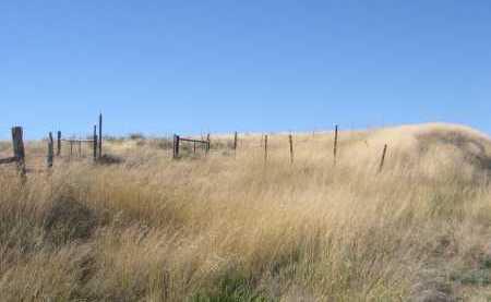 *HIGHLAND CEMETERY, ENTRANCE TO - Dawes County, Nebraska | ENTRANCE TO *HIGHLAND CEMETERY - Nebraska Gravestone Photos