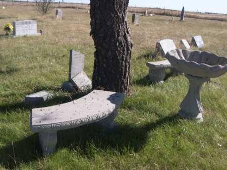 *HIGHLAND CENTER CEMETERY, VIEW OF - Dawes County, Nebraska | VIEW OF *HIGHLAND CENTER CEMETERY - Nebraska Gravestone Photos