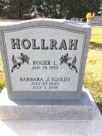 GOLD HOLLRAH, BARBARA J - Dawes County, Nebraska | BARBARA J GOLD HOLLRAH - Nebraska Gravestone Photos