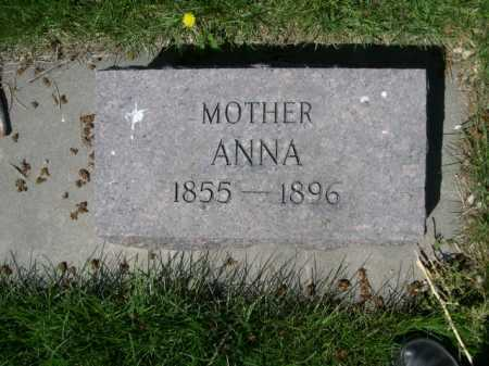 HOPF, ANNA - Dawes County, Nebraska   ANNA HOPF - Nebraska Gravestone Photos