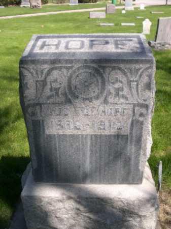 HOPF, GUS C. - Dawes County, Nebraska | GUS C. HOPF - Nebraska Gravestone Photos