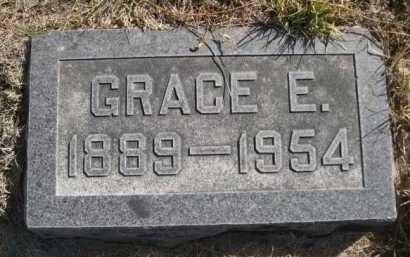 HUMPHREYS, GRACE E. - Dawes County, Nebraska | GRACE E. HUMPHREYS - Nebraska Gravestone Photos