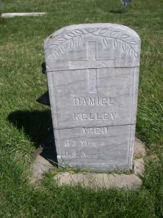 KELLEY, DANIEL - Dawes County, Nebraska | DANIEL KELLEY - Nebraska Gravestone Photos