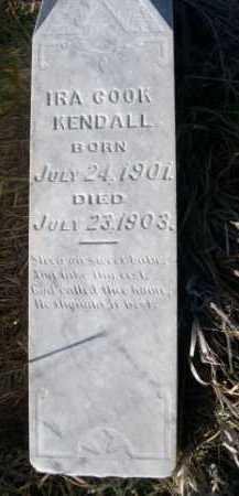KENDALL, IRA COOK - Dawes County, Nebraska   IRA COOK KENDALL - Nebraska Gravestone Photos