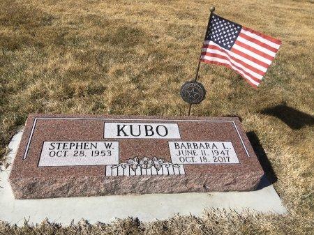 BROWN KUBO, BARBARA L - Dawes County, Nebraska | BARBARA L BROWN KUBO - Nebraska Gravestone Photos