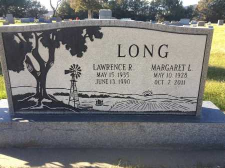 LONG, MARGARET L. - Dawes County, Nebraska | MARGARET L. LONG - Nebraska Gravestone Photos