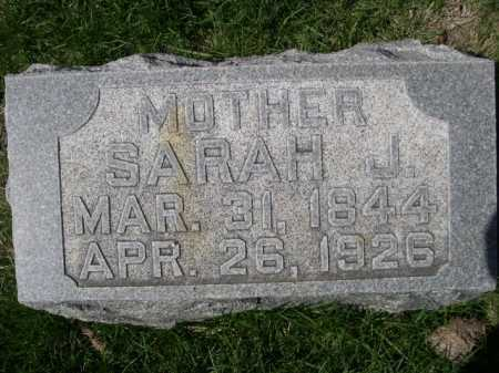 LOWRY, SARAH J. - Dawes County, Nebraska | SARAH J. LOWRY - Nebraska Gravestone Photos