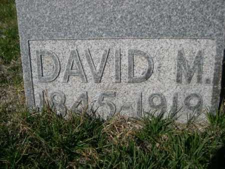 LYONS, DAVID - Dawes County, Nebraska   DAVID LYONS - Nebraska Gravestone Photos