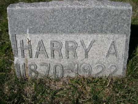 LYONS, HARRY - Dawes County, Nebraska   HARRY LYONS - Nebraska Gravestone Photos
