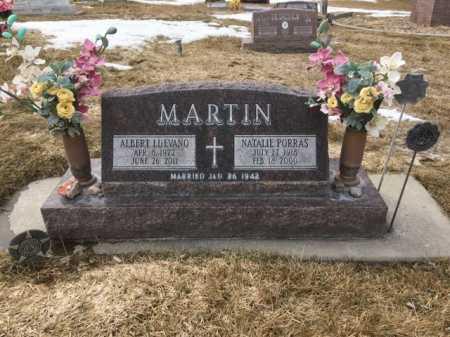 PORRAS MARTIN, NATALIE - Dawes County, Nebraska | NATALIE PORRAS MARTIN - Nebraska Gravestone Photos