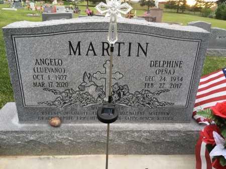 PENA MARTIN, DELPHINE - Dawes County, Nebraska | DELPHINE PENA MARTIN - Nebraska Gravestone Photos