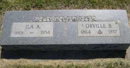 MESSENGER, ORVILLE B. - Dawes County, Nebraska   ORVILLE B. MESSENGER - Nebraska Gravestone Photos