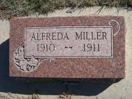 MILLER, ALFREDA - Dawes County, Nebraska   ALFREDA MILLER - Nebraska Gravestone Photos